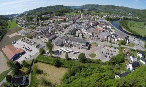 Nye leiligheter på Bergesletta i Lyngdal